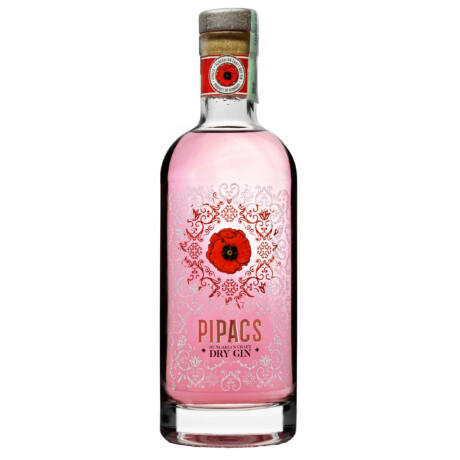 Pipacs kézműves gin 0,7l 40%
