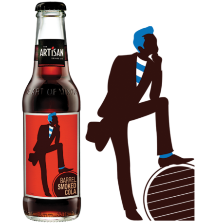 Artisan Barrel Smoked Cola 200ml