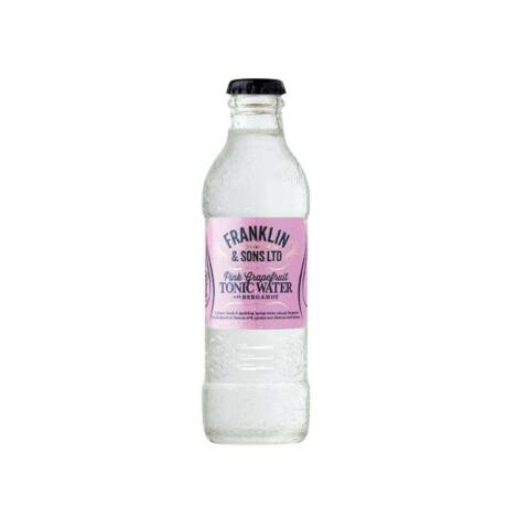 Franklin and Sons pink grapefruit tonic 0,2l